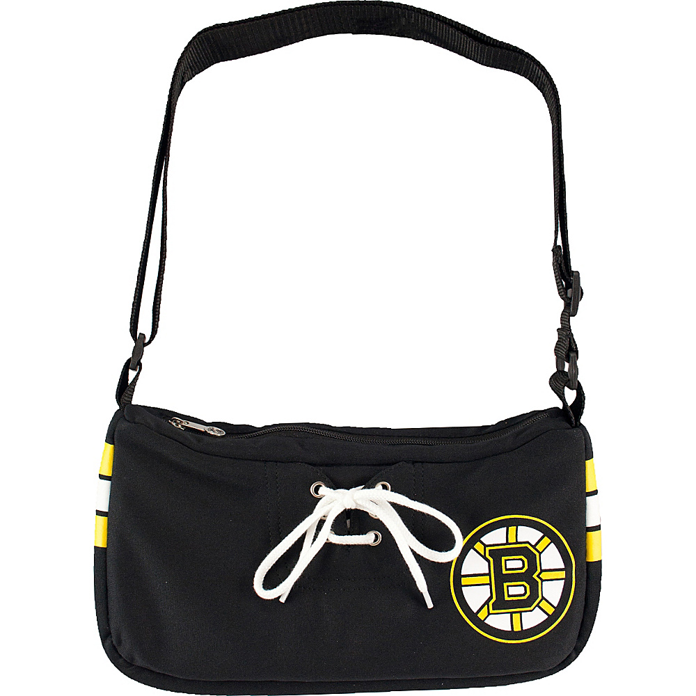 Littlearth Team Jersey Purse - NHL Teams Boston Bruins - Littlearth Fabric Handbags - Handbags, Fabric Handbags