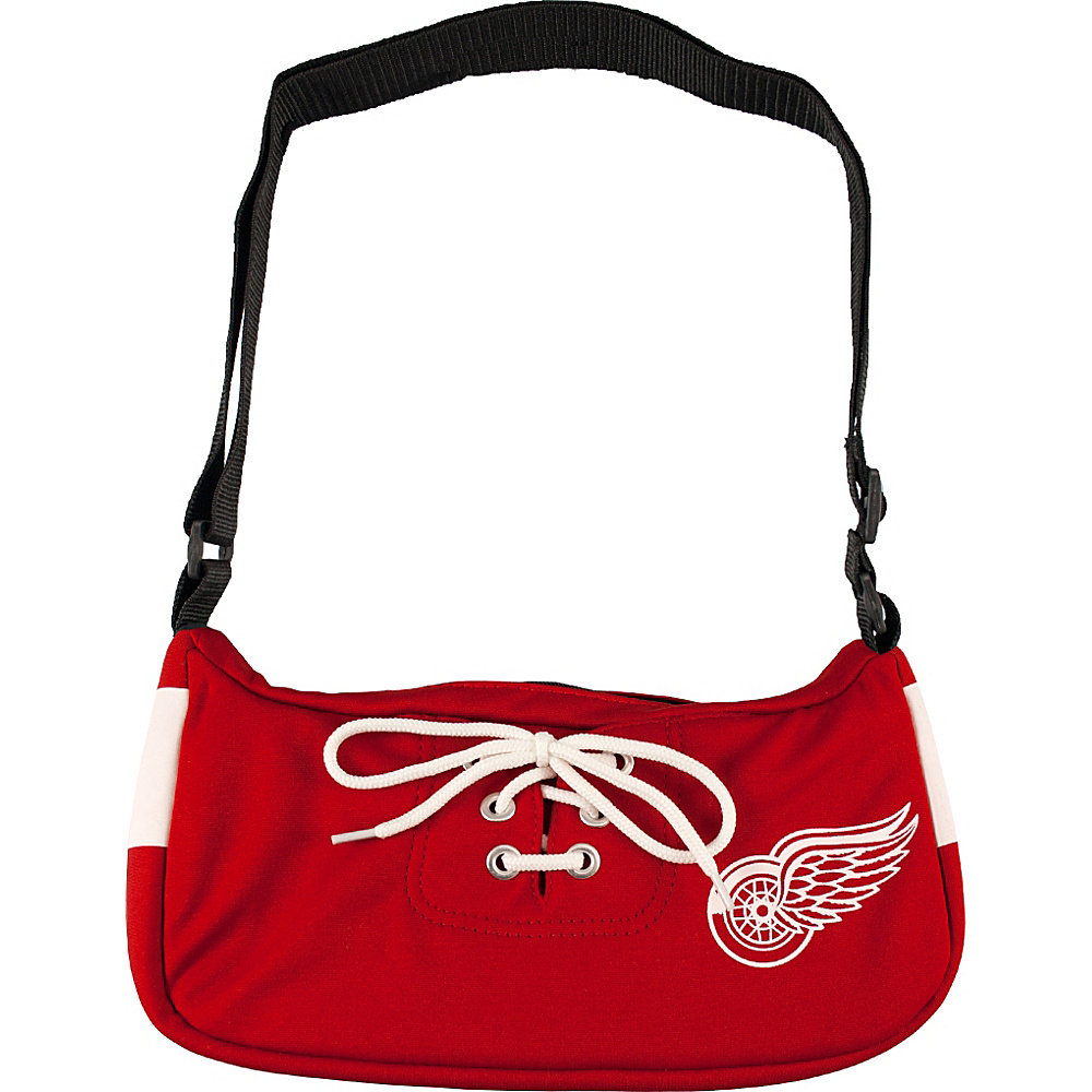 Littlearth Team Jersey Purse - NHL Teams Detroit Red Wings - Littlearth Fabric Handbags - Handbags, Fabric Handbags