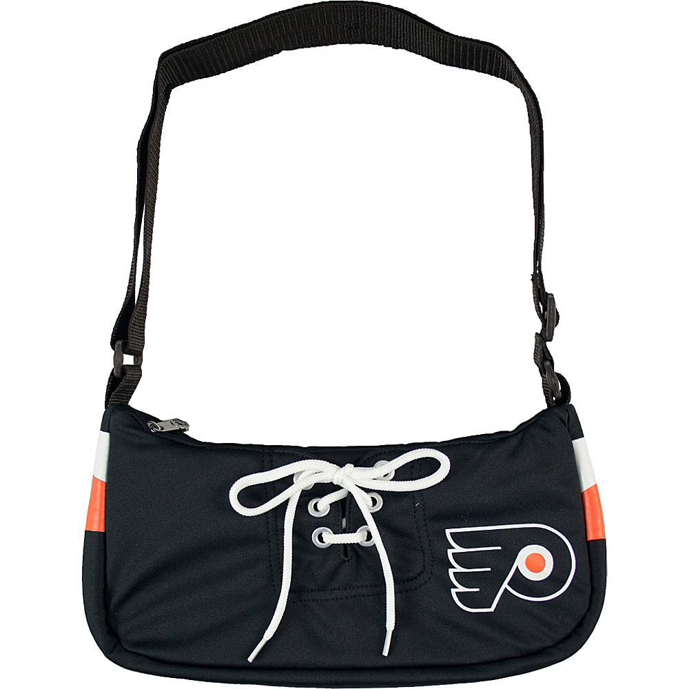Littlearth Team Jersey Purse - NHL Teams Philadelphia Flyers - Littlearth Fabric Handbags - Handbags, Fabric Handbags