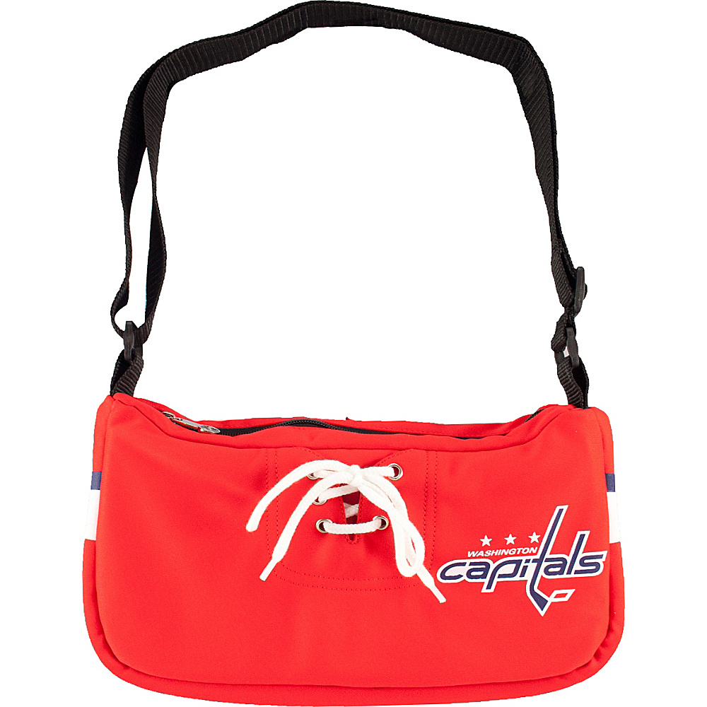 Littlearth Team Jersey Purse - NHL Teams Washington Capitals - Littlearth Fabric Handbags - Handbags, Fabric Handbags