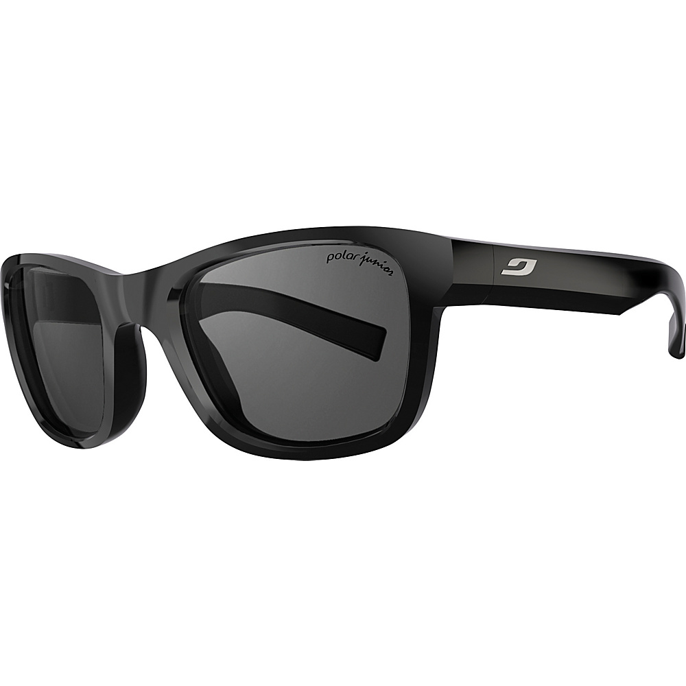 Julbo Reach L Kids / Teens Sunglasses with Polar Lenses Black - Julbo Sunglasses