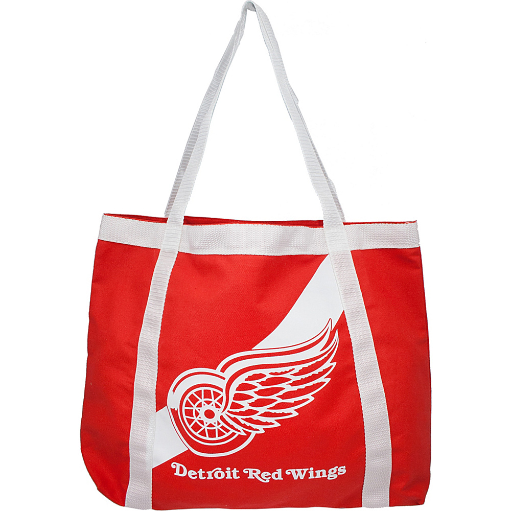 Littlearth Team Tailgate Tote - NHL Teams Detroit Red Wings - Littlearth Fabric Handbags - Handbags, Fabric Handbags