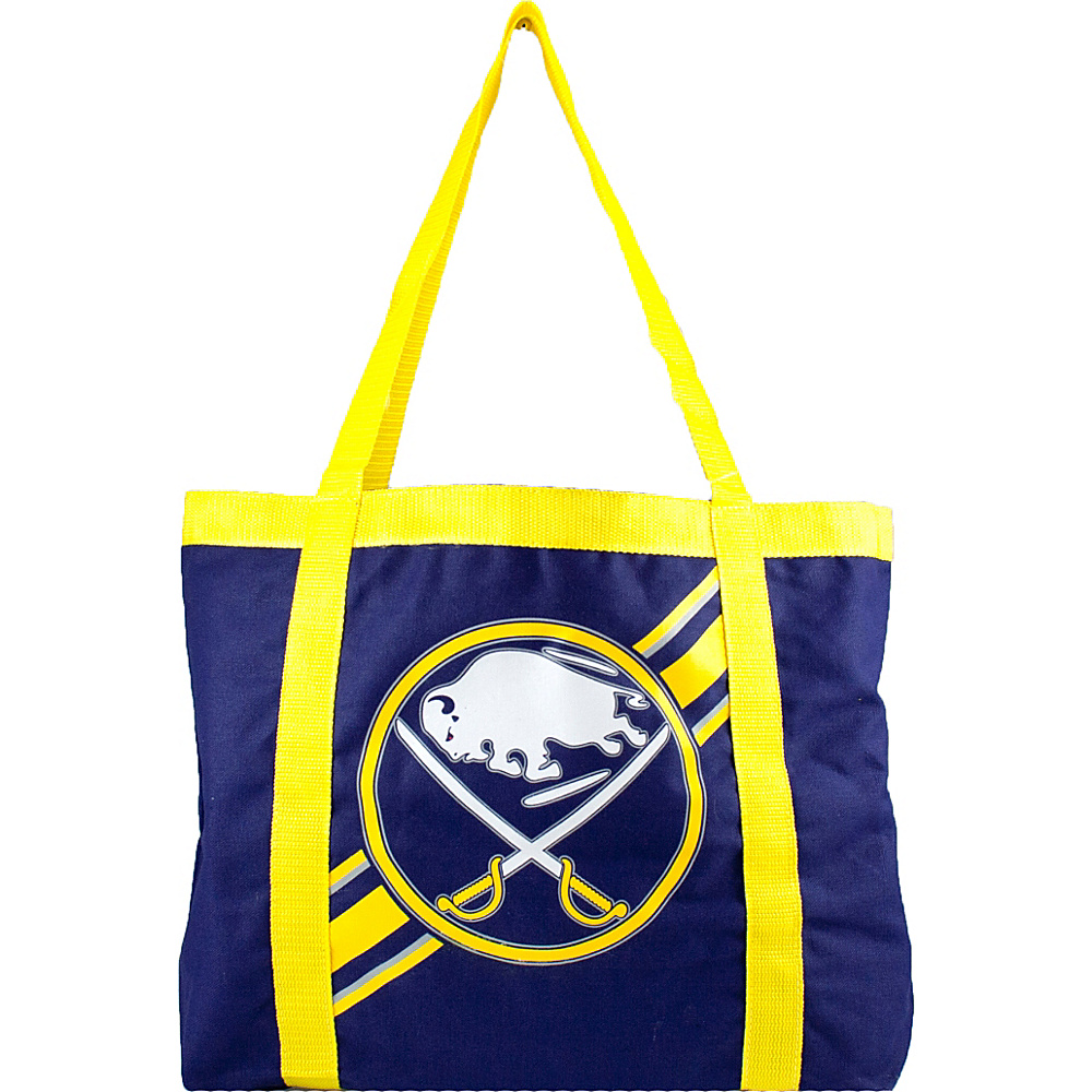 Littlearth Team Tailgate Tote - NHL Teams Buffalo Sabres - Littlearth Fabric Handbags - Handbags, Fabric Handbags