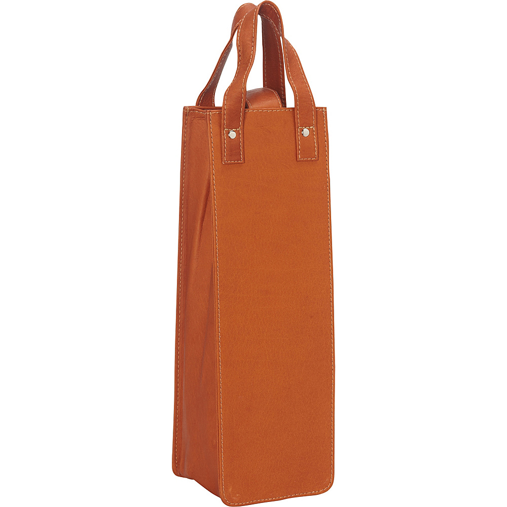 Piel Single Wine Tote Saddle - Piel Outdoor Accessories - Outdoor, Outdoor Accessories
