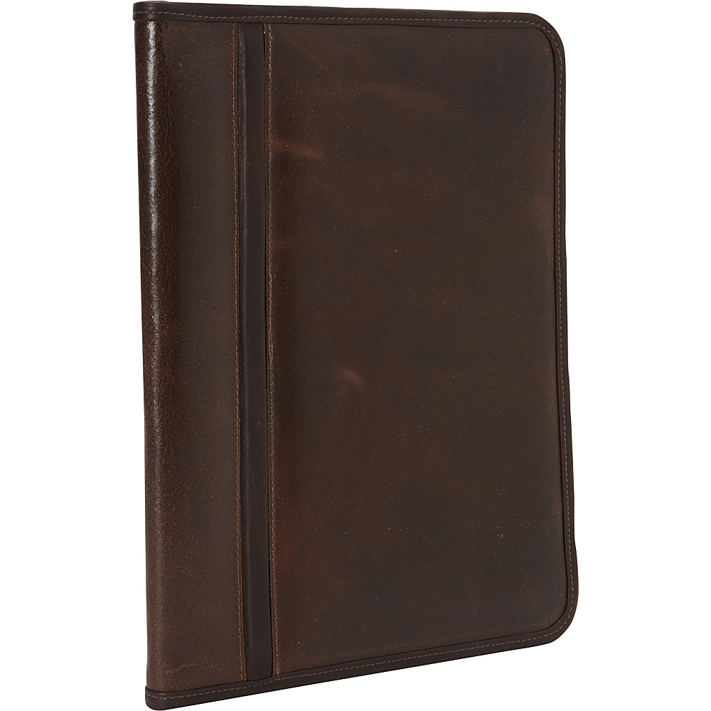 Piel Vintage Letter-Size Padfolio Vintage Brown - Piel Business Accessories - Work Bags & Briefcases, Business Accessories