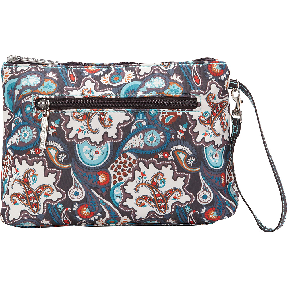 Kalencom Diaper Bag Clutch Safari Paisley - Kalencom Diaper Bags & Accessories