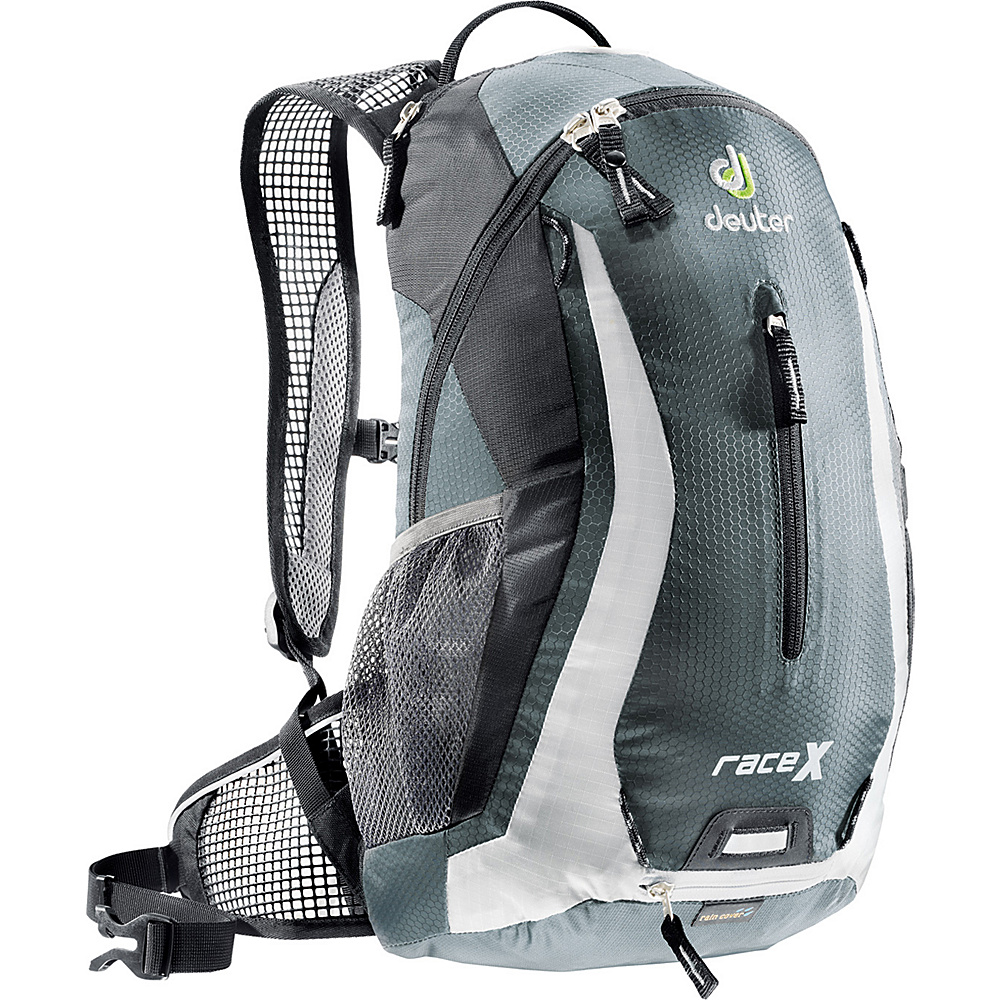 Deuter Race X w/ 3L Res. Hydration Backpack ocean/granite - Deuter Hydration Packs