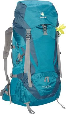 Deuter ACT Lite 45+10 SL Hiking  Backpack petrol/artic - Deuter Day Hiking Backpacks