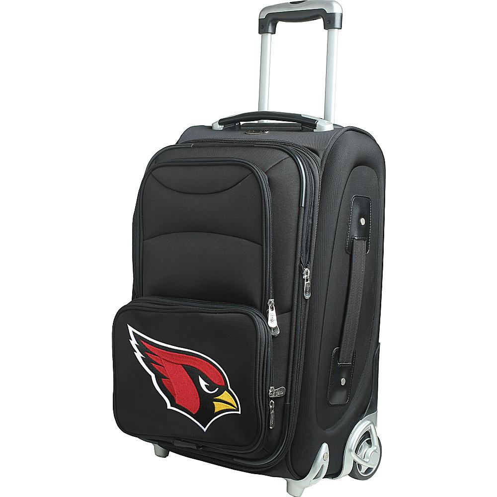 Denco Sports Luggage NFL 21 Wheeled Upright Arizona Cardinals - Denco Sports Luggage Softside Carry-On - Luggage, Softside Carry-On