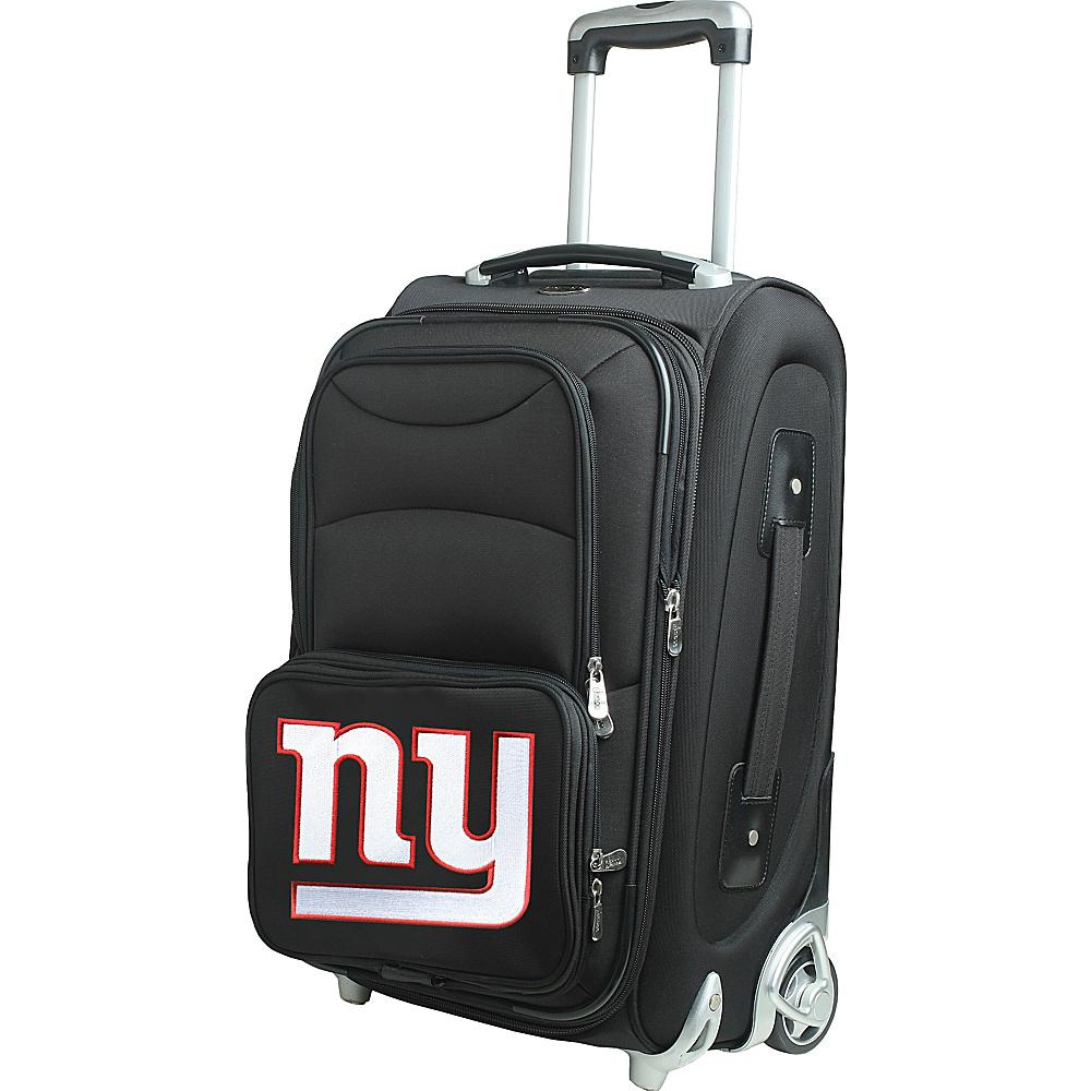 Denco Sports Luggage NFL 21 Wheeled Upright New York Giants - Denco Sports Luggage Softside Carry-On - Luggage, Softside Carry-On