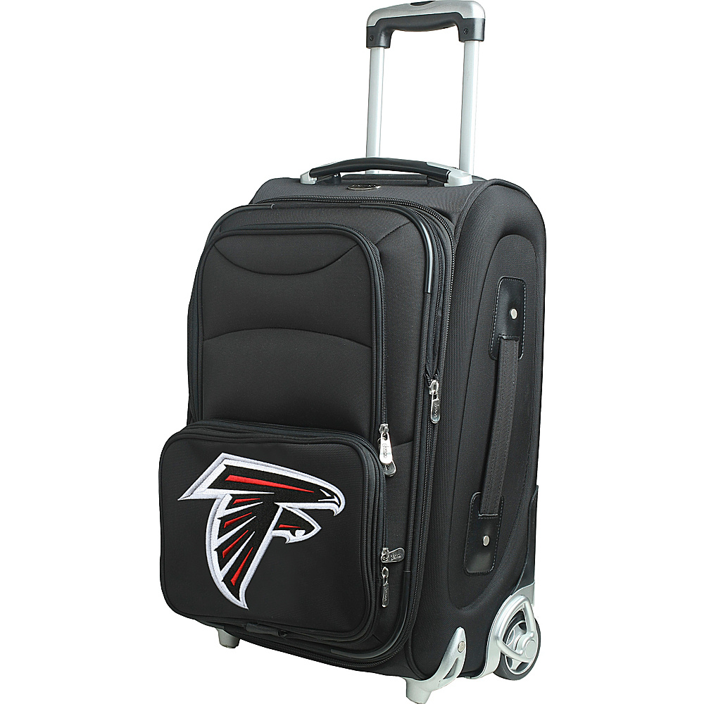 Denco Sports Luggage NFL 21 Wheeled Upright Atlanta Falcons - Denco Sports Luggage Softside Carry-On - Luggage, Softside Carry-On