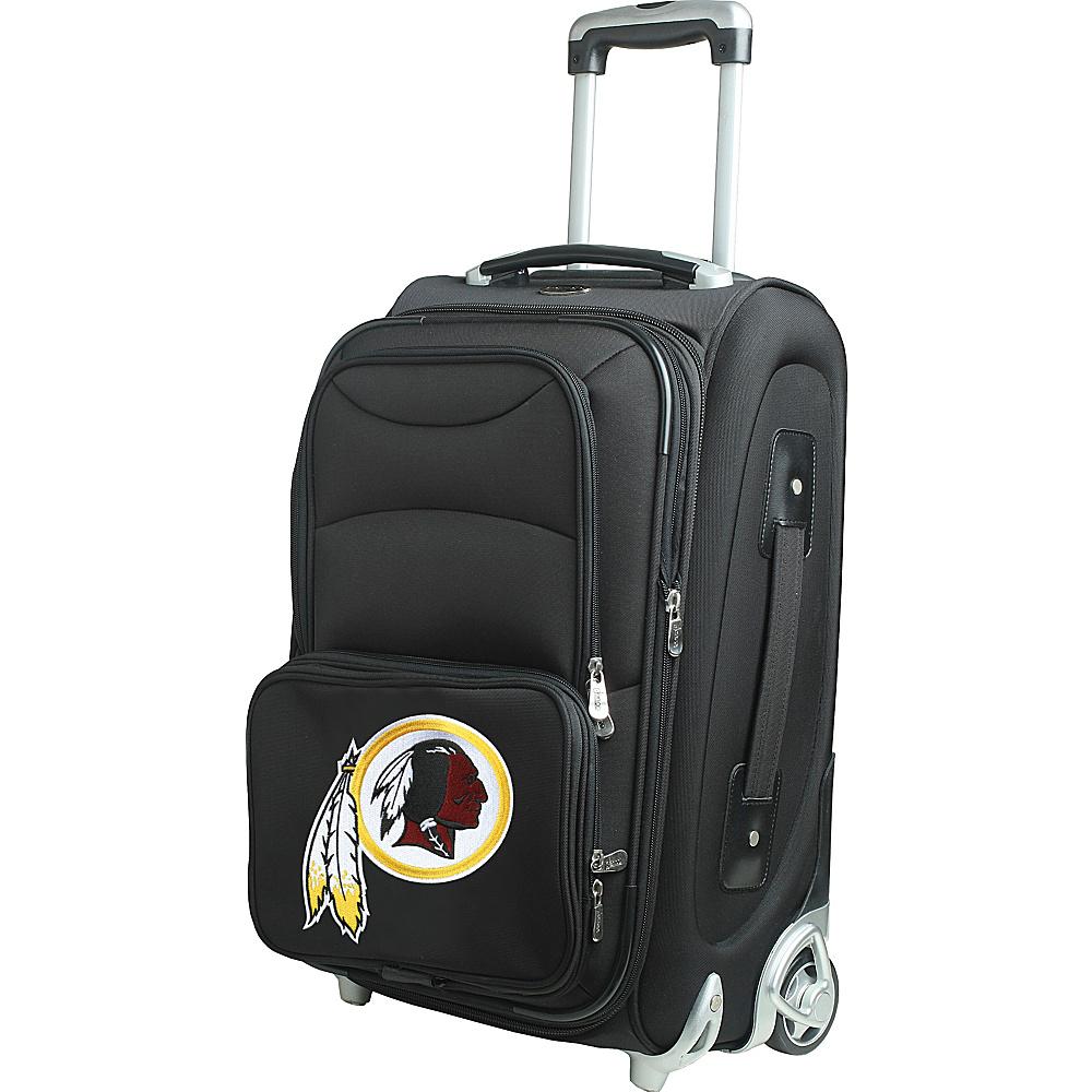 Denco Sports Luggage NFL 21 Wheeled Upright Washington Redskins - Denco Sports Luggage Softside Carry-On - Luggage, Softside Carry-On