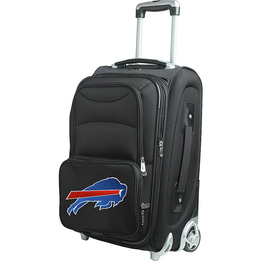 Denco Sports Luggage NFL 21 Wheeled Upright Buffalo Bills - Denco Sports Luggage Softside Carry-On - Luggage, Softside Carry-On