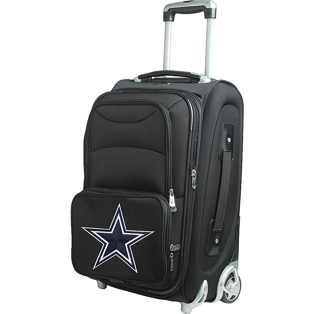Denco Sports Luggage NFL 21 Wheeled Upright Dallas Cowboys - Denco Sports Luggage Softside Carry-On - Luggage, Softside Carry-On