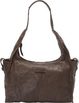 Frye Artisan Hobo Slate - Frye Designer Handbags