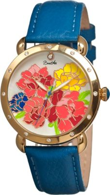 Bertha Watches Angela Watch Blue/Multicolor - Bertha Watches Watches