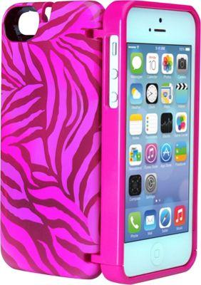 eyn case iPhone 5/5s/SE Wallet/Storage Case Zebra - eyn case Electronic Cases
