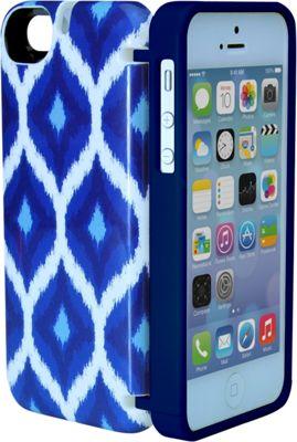 eyn case iPhone 5/5s/SE Wallet/Storage Case Indigo - eyn case Electronic Cases