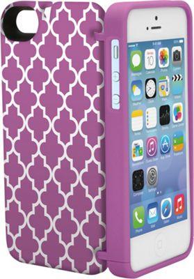 eyn case iPhone 5/5s/SE Wallet/Storage Case Orchid - eyn case Electronic Cases