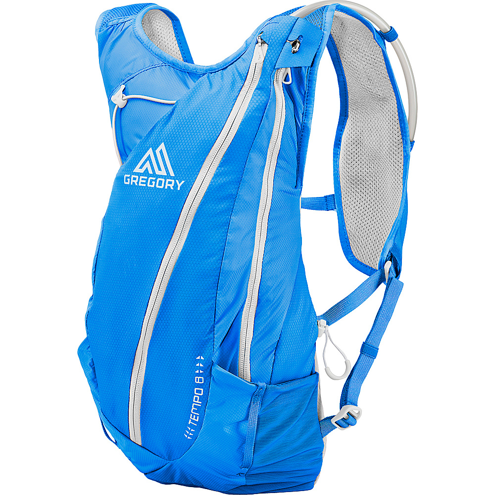 Gregory Tempo 8 Small Medium Bag Mistral Blue Gregory Hydration Packs and Bottles