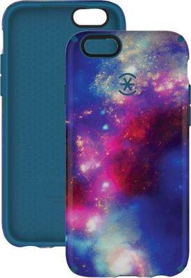 Speck iPhone 6 4.7 inch Candyshell Inked Case Supernova Red Pattern/Tahoe Blue - Speck Electronic Cases
