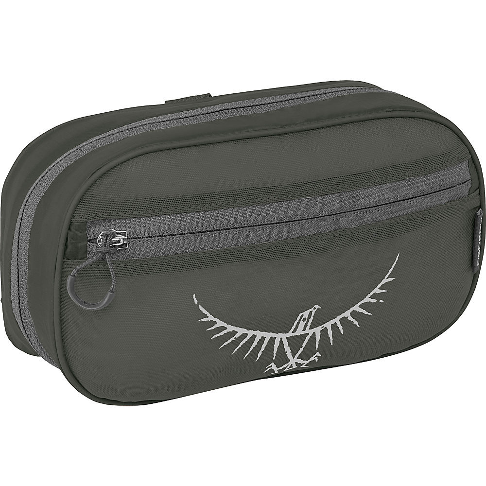 Osprey Ultralight Zip Organizer Shadow Grey - Osprey Toiletry Kits - Travel Accessories, Toiletry Kits