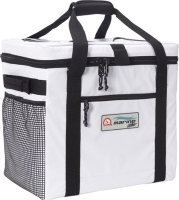 Igloo Marine Ultra 36 Can Square Cooler White - Igloo Outdoor Coolers