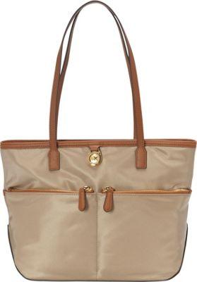 MICHAEL Michael Kors Kempton Medium Pocket Tote Dusk - MICHAEL Michael Kors Designer Handbags