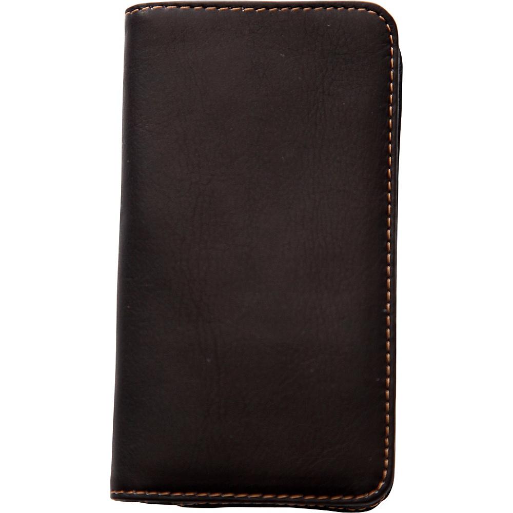 Jill e Designs Jack Ken Leather Smartphone Wallet Brown Jill e Designs Electronic Cases
