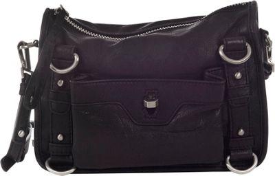 Sanctuary Handbags Cargo Crossbody Black - Sanctuary Handbags Designer Handbags