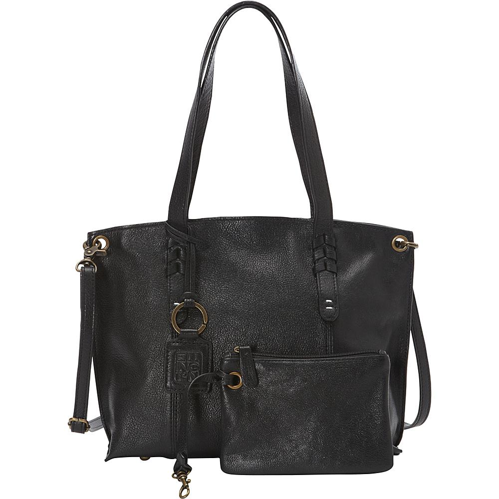 Ellington Handbags Delia Small Crossbody Tote Black - Ellington Handbags Leather Handbags