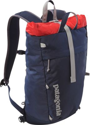 Patagonia Linked Pack 16L Navy Blue - Patagonia Day Hiking Backpacks