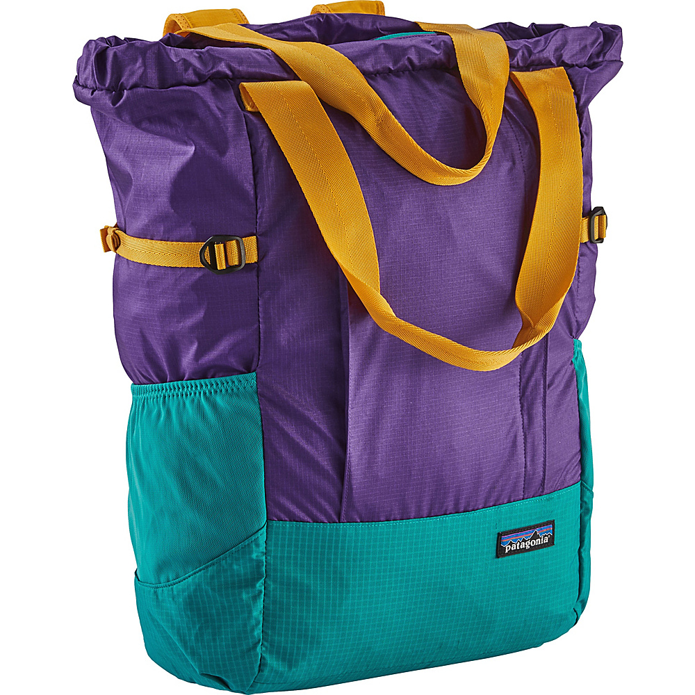 Patagonia Lightweight Travel Tote Pack Purple - Patagonia Everyday Backpacks - Backpacks, Everyday Backpacks