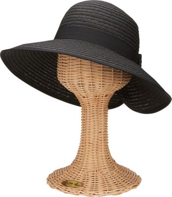 San Diego Hat Sunbrim Hat With Back Bow And Contrast