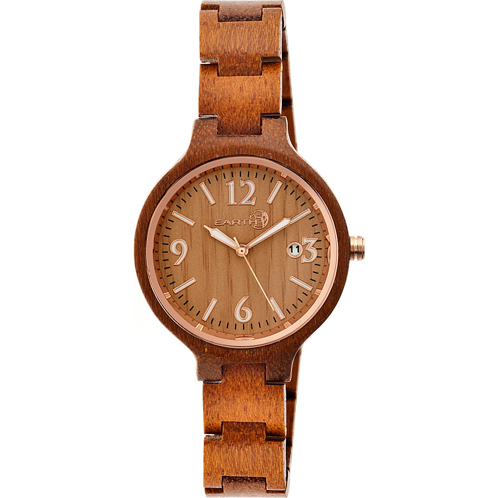 Earth Wood Nodal Watch Olive Earth Wood Watches