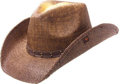 Peter Grimm Duster Drifter Hat One Size - Brown - Peter Grimm Hats/Gloves/Scarves