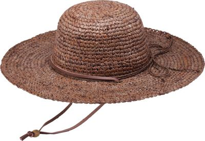 Peter Grimm Ginko Sun Hat One Size - Brown - Peter Grimm Hats/Gloves/Scarves