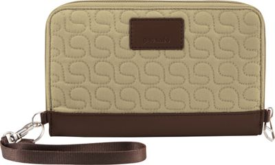Pacsafe RFIDsafe W200 Rosemary - Pacsafe Women's Wallets