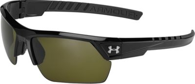 Under Armour Eyewear Igniter 2.0 Sunglasses Satin Black/Game Day - Under Armour Eyewear Sunglasses
