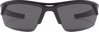 Under Armour Eyewear Igniter 2.0 Sunglasses Shiny Black/Black Frame/Gray Lens - Under Armour Eyewear Sunglasses