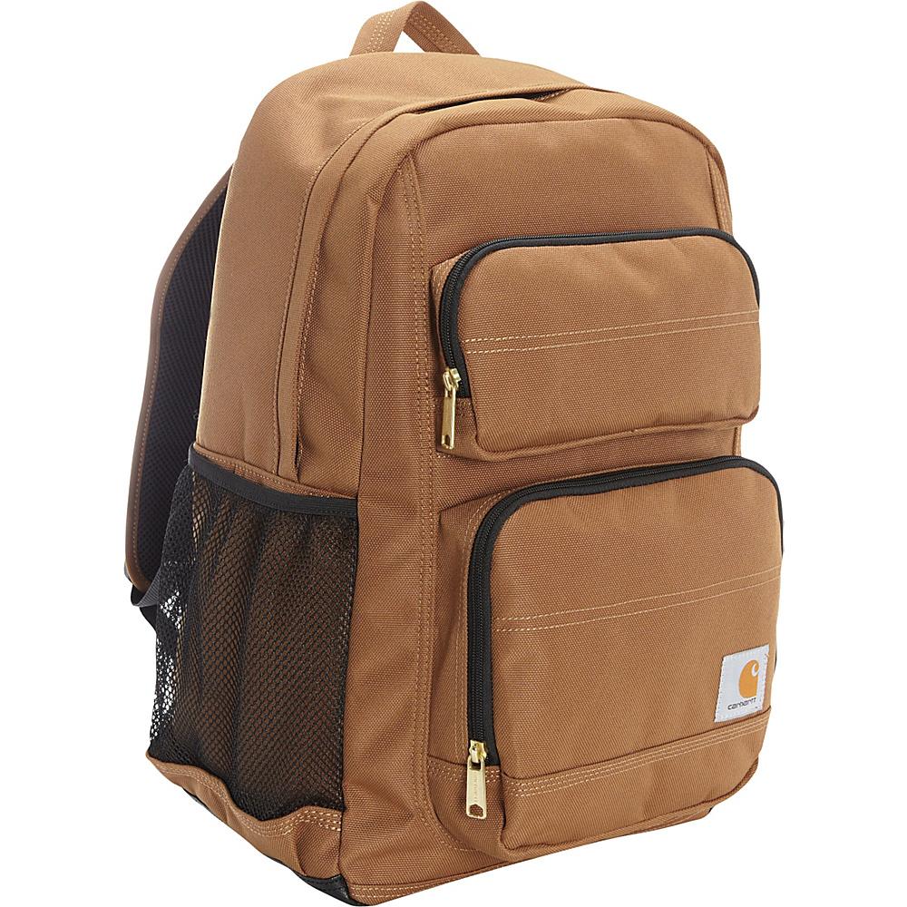 Carhartt Standard Work Pack Carhartt Brown Carhartt Business Laptop Backpacks