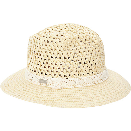 Betmar New York Peyton Fedora Natural - Betmar New York Hats