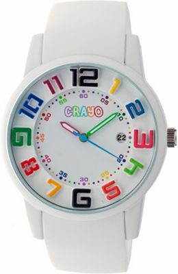 Crayo Festival Watch White - Crayo Watches