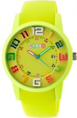 Crayo Festival Watch Yellow - Crayo Watches