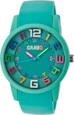 Crayo Festival Watch Teal - Crayo Watches