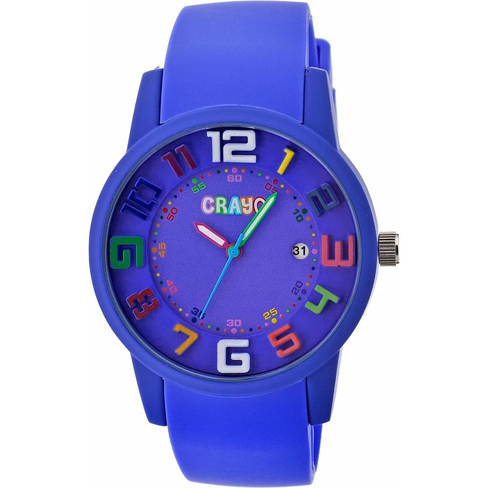 Crayo Festival Watch Purple Crayo Watches