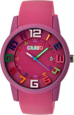 Crayo Festival Watch Fuchsia - Crayo Watches