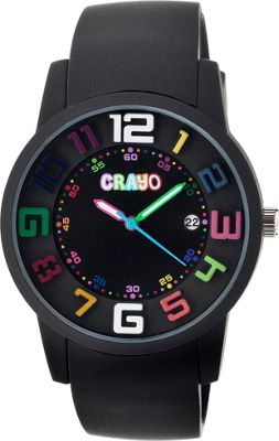 Crayo Festival Watch Black - Crayo Watches