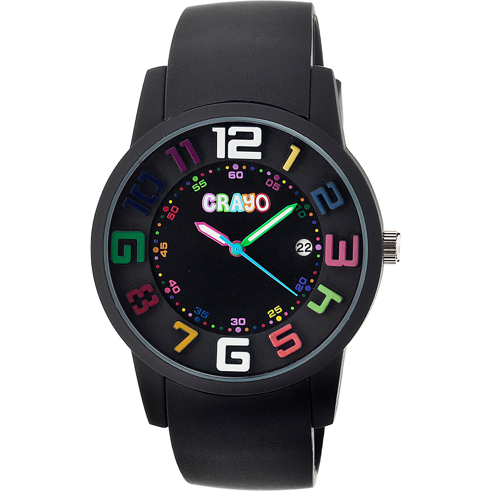 Crayo Festival Watch Black Crayo Watches