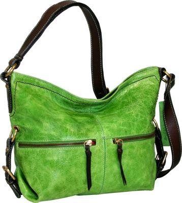 Nino Bossi Havana Nights Apple Green - Nino Bossi Leather Handbags